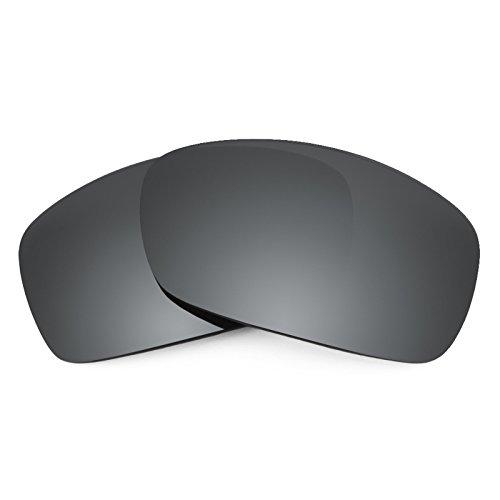 Revant Ersatzlinsen für Oakley Hijinx Polarisierung Elite Schwarz Chrom MirrorShield®