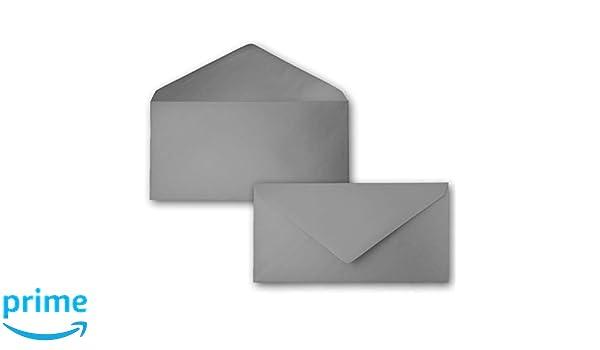 /molto resistente/ DIN lungo/ /220/x 110/mm/ /lembo adesivo//& /110/G//m/²/ /Premium Qualit/à/ /oro metallizzato/ Buste per lettere