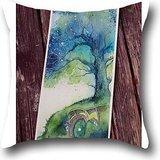 Goling BBay art tree Insert Not Included pillow case bolt