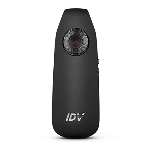 Carta HD 1080P Mini Camcorder Dash Cam Body Moto Motion Motion Camera Loop Registrazione Video Supporto TF Card ToGames-IT