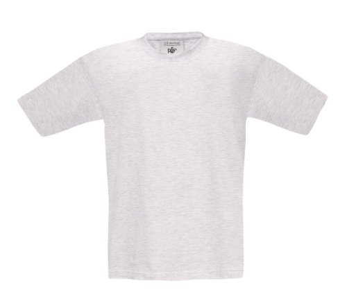 BCTK300 T-Shirt Exact 150 / Kids Ash (Heather)