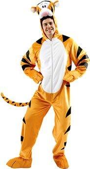 Generique Tigger-Kostüm für Erwachsene XL