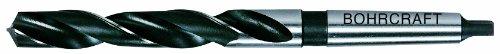 Craft fraisé RUKO Foret à spirale DIN 345 en acier rapide type N, 28,5 mm/MK 3 Perçage dans Quadro Pack, 1 pièce, 14510302850