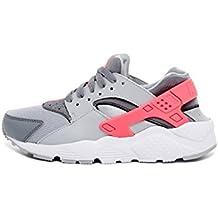 Nike Huarache Run (Gs), Chaussures de Running Entrainement Fille