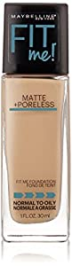 Maybelline Fit Me Matte Plus Poreless Foundation - Classic Ivory