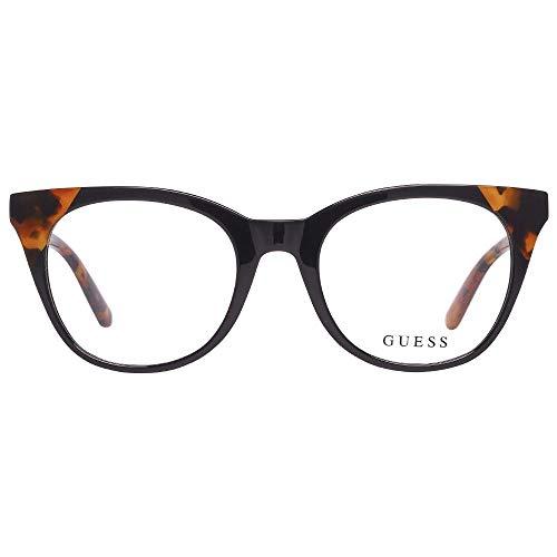 Guess Damen Optical Frame Gu2675 005 49 Brillengestelle, Schwarz,