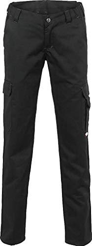 Planam Damen Arbeitshose Easy Outdoor Bundhose (44, schwarz)