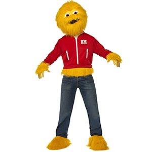 Honig Monster Kostüm Gr. M - L, Größe:M