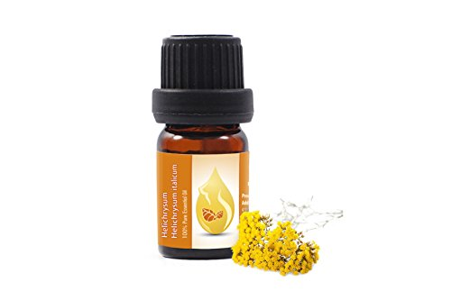 Immortelle (Helichrysum italicum) - 100{22ff72cdf91d4f5060af6e2be878a87ff0987140395634906ab8a3aa2f69f16f} naturreines, ätherisches Öl (5ml)