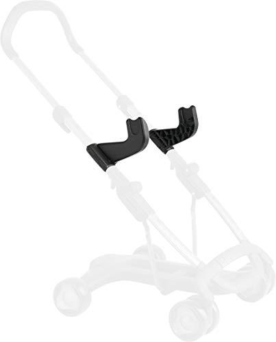 Nuna - Adaptadores para asiento de coche y silla de paseo pepp pepp luxx -