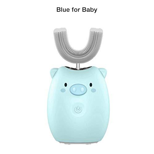 Elektrische Zahnbürste für Kinder Cartoon Blu-ray Whitening
