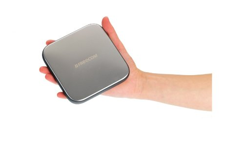 Freecom Mobile Drive Sq 500GB Externe Festplatte (6,4 cm (2,5 Zoll), SATA, USB 3.0)