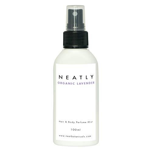 Körperspray & Haarspray von NEATLY | Aloe Vera Spray | Lavendel | Haar- und Körperspray Damen | Bodyspray erfrischend | Damen Parfüm