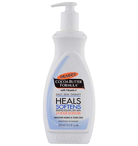 After Sun Moisturizing Body Lotion (Palmer's Cocoa Butter Formula Lotion Frag.Free 400ml)