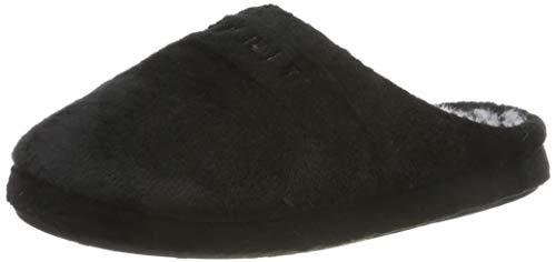 ESPRIT Damen Stitchy Mule Pantoffeln, Schwarz (Black 001), 39 EU