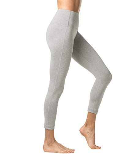 LAPASA Damen Leggings Yoga Sport Pants Lang High Waist, 1 bis 2er Pack MEHRWEG L01