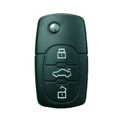 Scherzartikel SHOCK CAR KEY - der