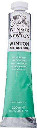 winsor-newton-winton-200ml-oil-colour-emerald-green-office-product-japan-import