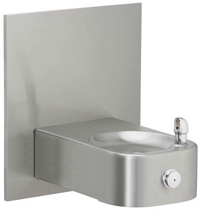 Elkay ehw214C Ada Wasser Brunnen Ada Single Level Wandhalterung 1Stationen bleifrei (Brunnen Ada)