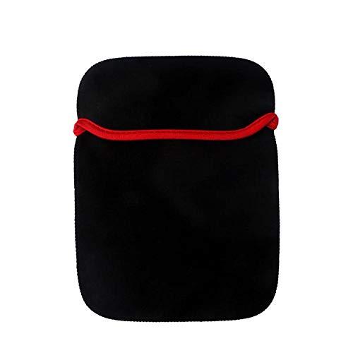 febelle 17,8cm Soft Sleeve Reinigungstuch Schutzhülle Tasche Tasche für Tablet PC Mid Laptop eBook Reader (Tablet Pc Mid)