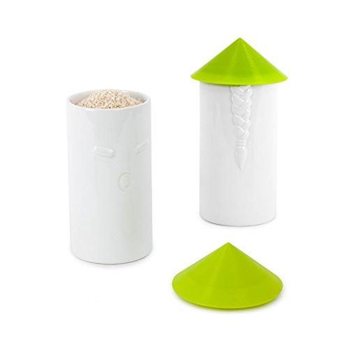 Balvi Pot à riz I Love Rice 1L céramique