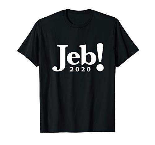 Jeb! Jeb Bush for President 2020 - weiß T-Shirt -
