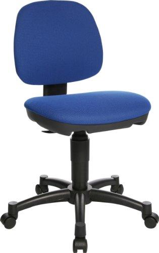 5 Star Office 475981 Chaise de bureau Junior (Bleu)