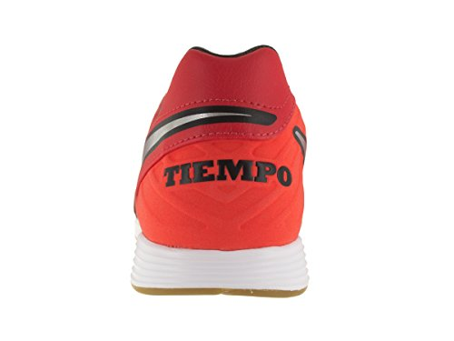 Nike Tiempo Mystic V Indoor/Court, Chaussures de Football Homme Rouge