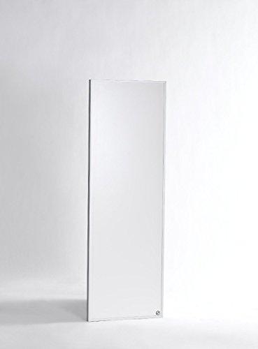 Infrarotheizung weißer Rahmen TÜV 5 Jahre Garantie (verschiedene Größen) (300 Watt, 90x30x2.5 cm)