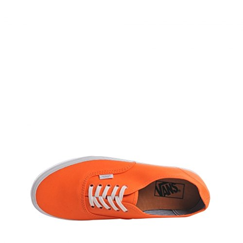 Vans U Authentic , Baskets mode mixte adulte Orange