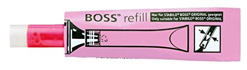 Stabilo-Boss 070/56 Refill Textmarker rosa