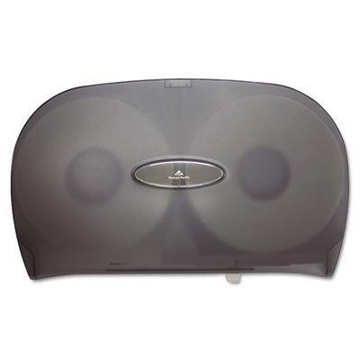 georgia-pacific-59209-jumbo-jr-two-roll-bathroom-tissue-dispenser-20-x-5-3-5-x-12-1-4-smoke