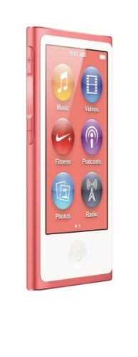 Apple iPod nano 16GB Pink (7th Generation) (Discontinued)