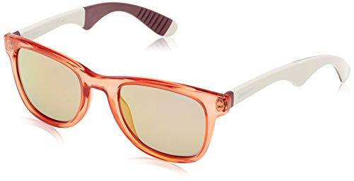 Carrera Unisex Rechteckig Sonnenbrille 6000/R E2, Gr. One Size, Mehrfarbig (Crl Chalk)