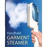 #8: Portable Steam Iron Handheld, Garment Steamer / Sterlizer