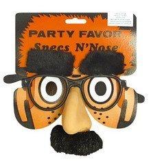 Groucho Nase & Brille (Groucho Brille Kostüm)