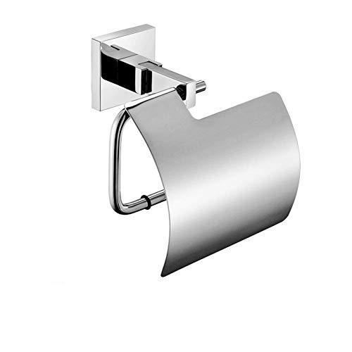 ZTMN Toilettenpapier Box Flip Toilettenpapierhalter 304 Edelstahl Spiegel Licht Drahtziehen Rollenhalter Toilettenpapier Handtuchhalter Badezimmer Hardware Anhänger