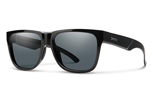 Smith SONNENBRILLEN LOWDOWN 2 807 M9 BLACK POLARIZED LENSES