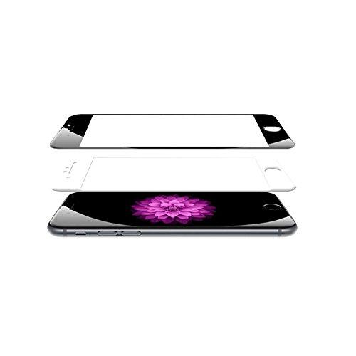 3D Curved Panzerglas Full Cover 360° Panzer Folie Vorne + Hinten Schutzhülle Handy Hülle Case von ZhinkArts für Apple iPhone 7 Plus Gold Gold
