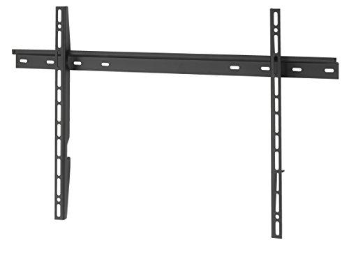 Mount Massive MNT 300 TV-Wandhalterung für 102-165 cm (40-65 Zoll) Fernseher, starr, max. 100 kg, Vesa max. 600 x 400, schwarz (Smart Tv 80 Zoll Sharp)