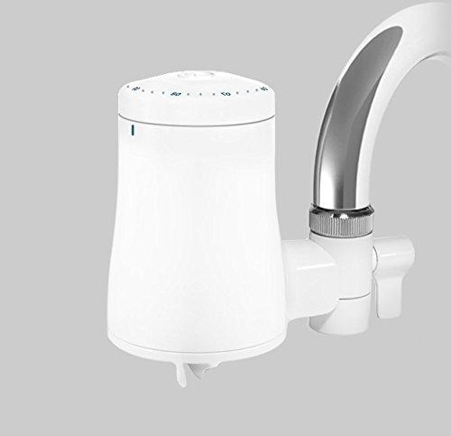 TAPP Water TAPP 2 Twist - Filtro de agua para grifo biodegradable (elimina cloro, pesticidas, plomo, microplásticos, etc.)