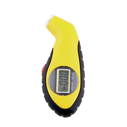 LCD Digital Tire Neumático Medidor de Presión de Aire Medidor Tester Barómetros...