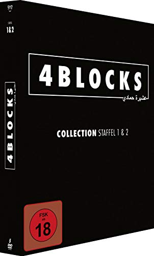 4 Blocks - Collection Staffel 1+2 [5 DVDs]