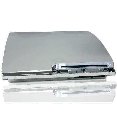Third Party - Coque Cyberchrome PS3 Slim - 0583215004433