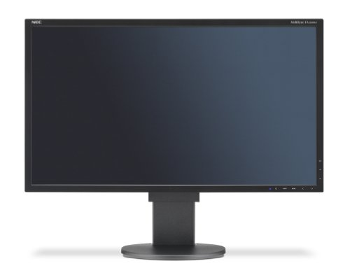 NEC EA224WMIB 22-Inch LED IPS Monitor - Black UK