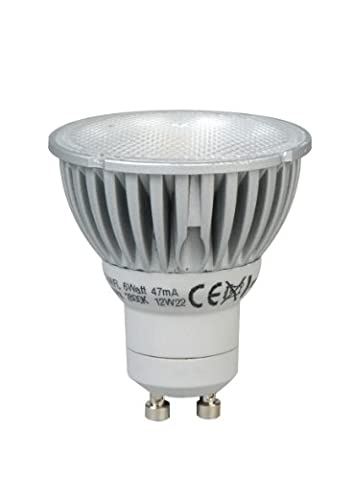 Megaman GU10 6 Watt LED PAR16 Dimming 4000 k Light Bulb