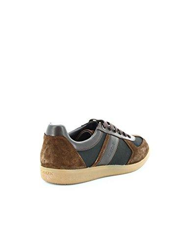 Geox U34S5M 01122 Sneakers Uomo Marrone