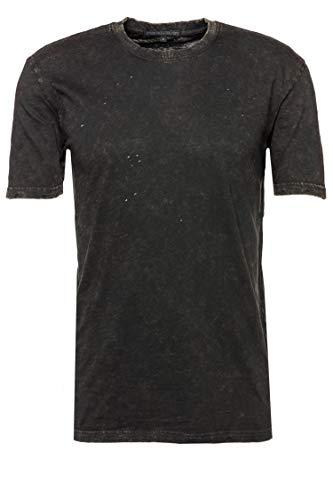 drykorn t shirt herren Drykorn T-Shirt Rufus für Herren Schwarz XXL