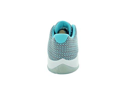 nike air jordan avenir bas GG baskets 724814 Baskets gris loup chaud lava bleu blanc 014