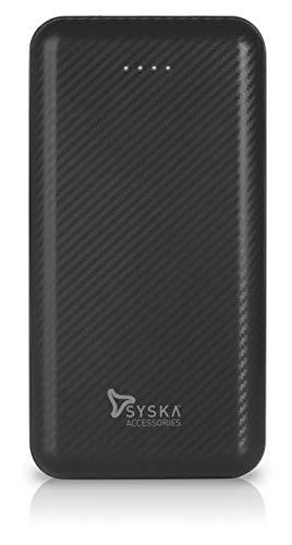 Syska Power Core 200 20000 mAH Lithium Polymer Grey
